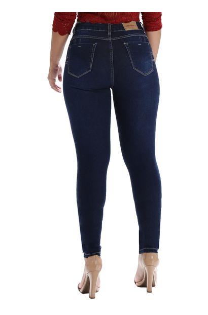Calça Jeans Feminina Skinny Levanta Bumbum - 259810