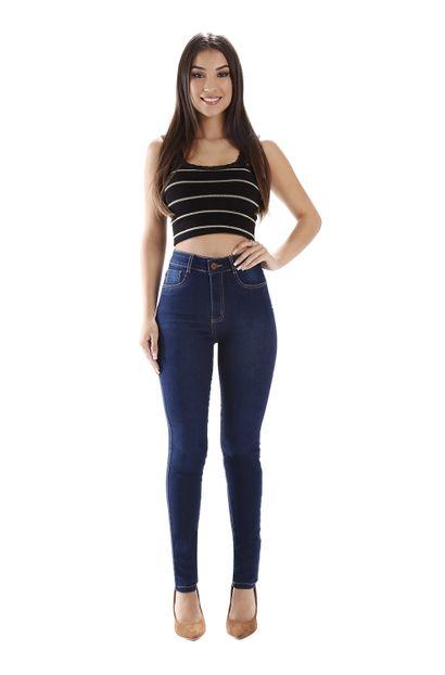 Calça Jeans Feminina Legging Super Lipo - 259269