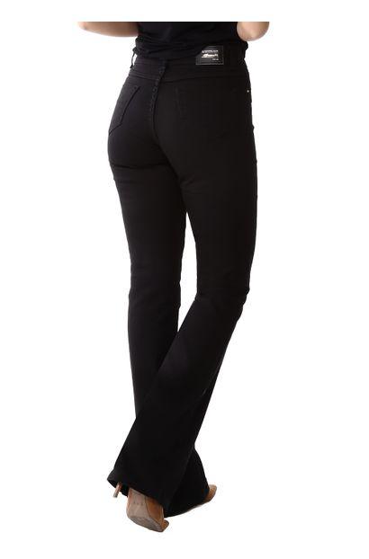 Calça Jeans Feminina Flare Boot Cut - 259136