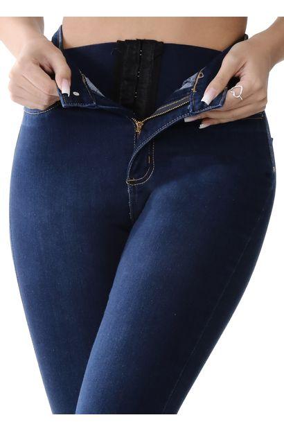 Calça Jeans Feminina Legging Super Lipo - 259749
