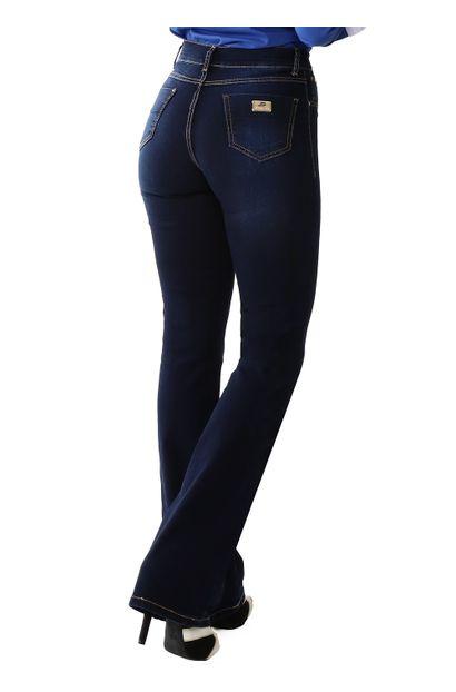 Calça Jeans Feminina Flare Boot Cut - 258786
