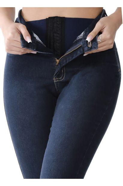 Calça Jeans Feminina Legging Super Lipo - 259588