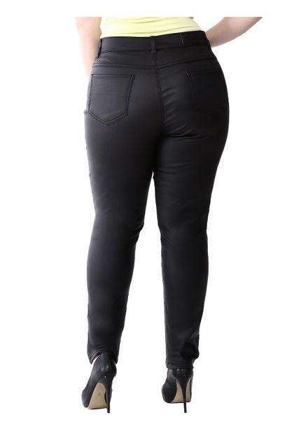 Calça Jeans Feminina Cigarrete Plus Size - 260165