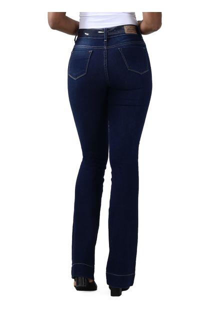 Calça Jeans Feminina Flare - 259918