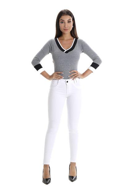 Calça Jeans Feminina Levanta Bumbum - 260180