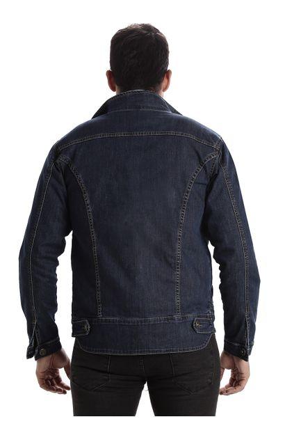Jaqueta Jeans Masculina - 259520
