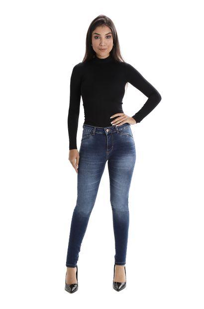 Calça Jeans Feminina Cigarrete - 260029