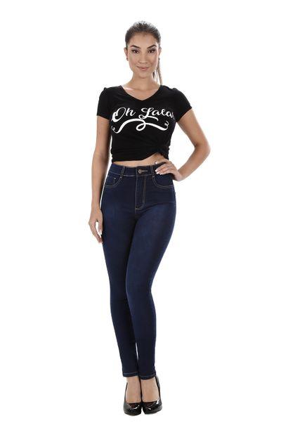 Calça Jeans Feminina Legging Super Lipo - 260252