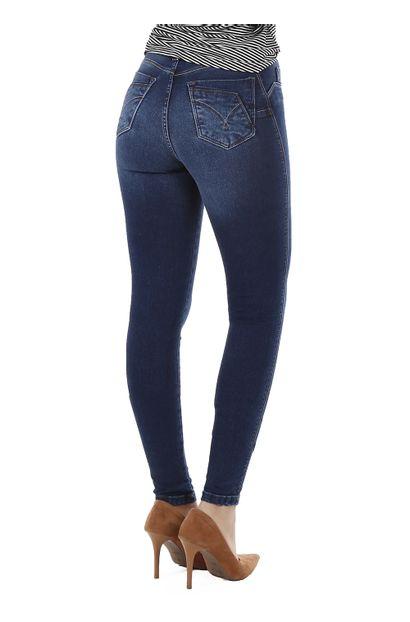 Calça Jeans Feminina Legging - 259903