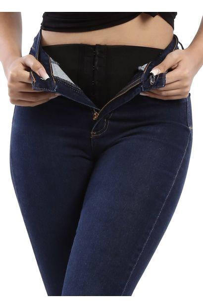 Calça Jeans Feminina Legging Super Lipo - 260327
