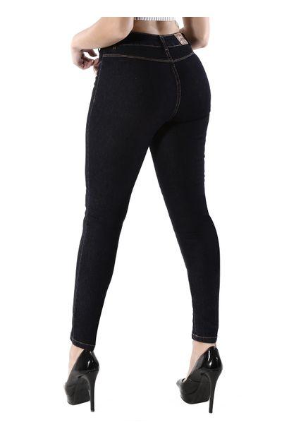 Calça Jeans Feminina Cigarrete - 260110