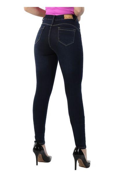 Calça Jeans Feminina Skinny Compressora - 260442