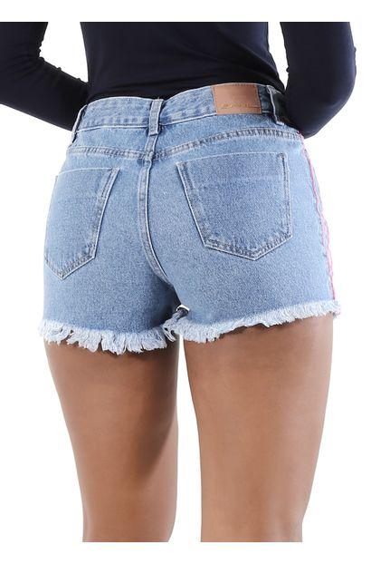 Shorts Jeans Feminino Boyfriend - 260121