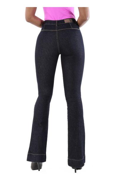 Calça Jeans Feminina Flare - 260588
