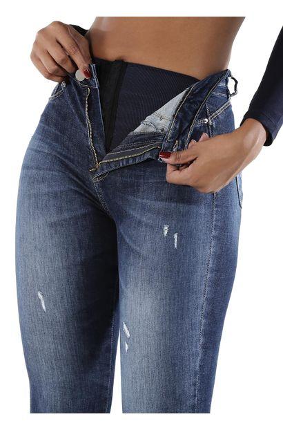 Calça Jeans Feminina Legging Super Lipo - 260228