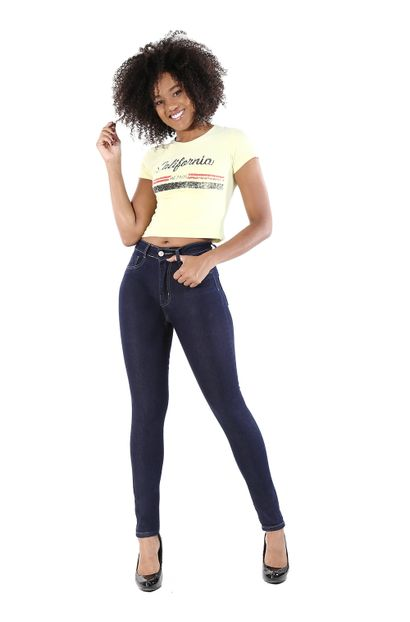 Calça Jeans Feminina Legging Super Lipo - 260494