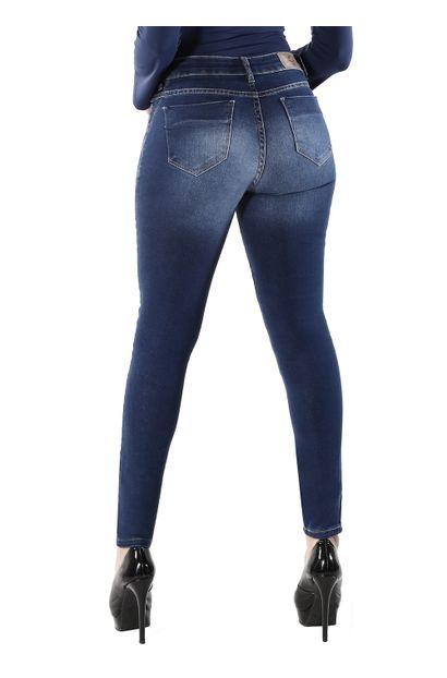 Calça Jeans Feminina Cigarrete - 260152