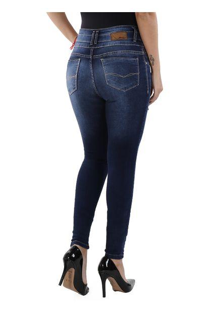 Calça Jeans Feminina Skinny - 260538
