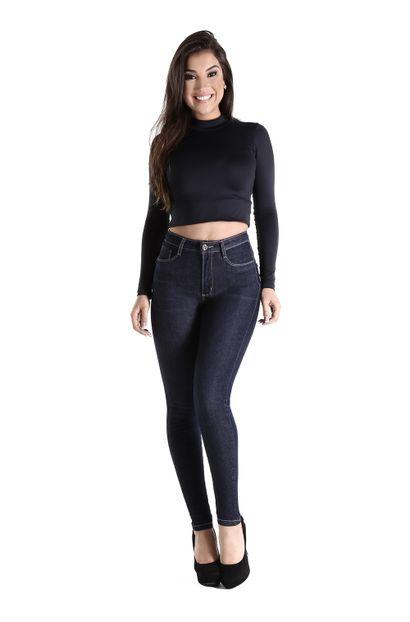 Calça Jeans Feminina Legging Super Lipo - 260481
