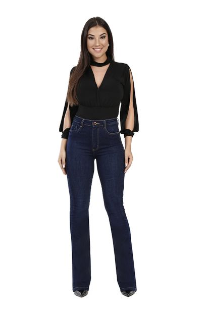 Calça Jeans Feminina Legging Super Lipo - 260464
