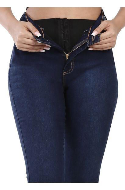 Calça Jeans Feminina Legging Super Lipo - 260358