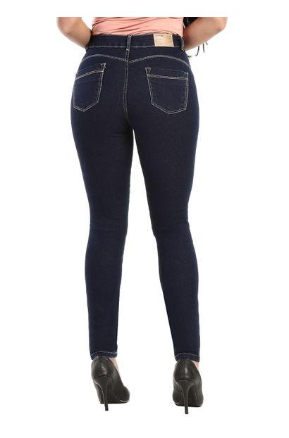 Calça Jeans Feminina Skinny Compressora - 260878