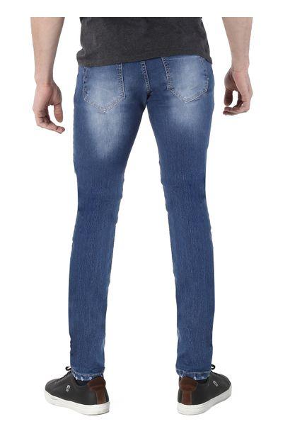 Calça Jeans Masculina Skinny Confort - 260147