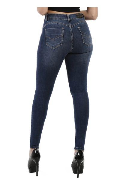 Calça Jeans Feminina Skinny - 260747