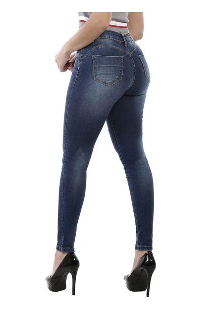 Calça Jeans Feminina Cigarrete - 260816
