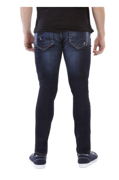 Calça Jeans Masculina Skinny - 260951