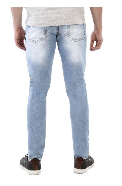 Calça Jeans Masculina Skinny - 260676