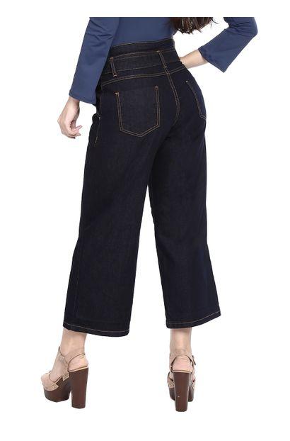 Calça Jeans Feminina Pantalona - 261183