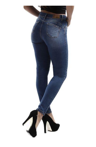 Calça Jeans Feminina Legging Levanta Bumbum - 260689