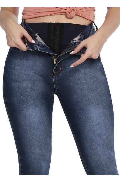 Calça Jeans Feminina Legging Super Lipo - 260764