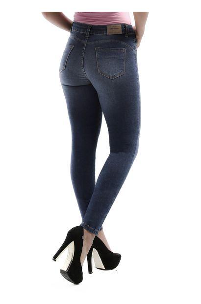 Calça Jeans Feminina Skinny Compressora - 261065