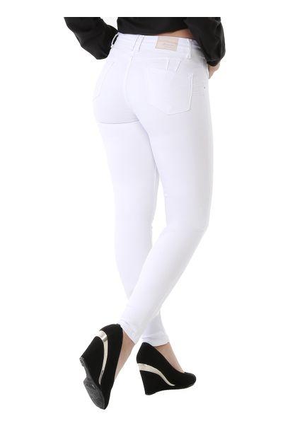 Calça Jeans Feminina Skinny Levanta Bumbum - 261033