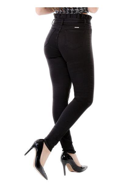 Calça Jeans Feminina Skinny Clochard - 260369