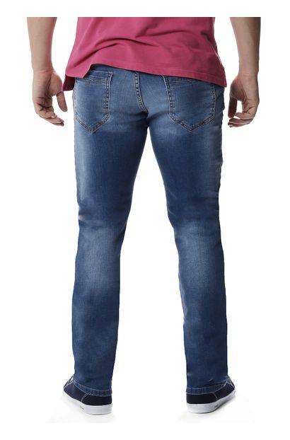 Calça Jeans Masculina Confort - 257880