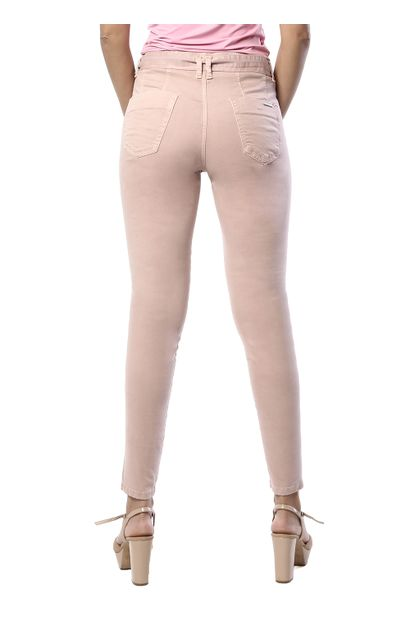 Calça Jeans Feminina Cigarrete - 261653