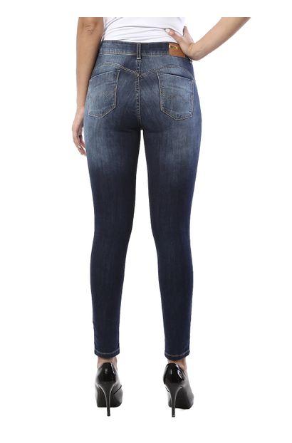 Calça Jeans Feminina Cigarrete - 261329