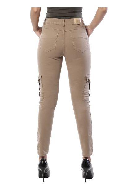 Calça Jeans Feminina Cigarrete - 261631
