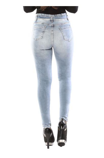 Calça Jeans Feminina Clochard - 260787