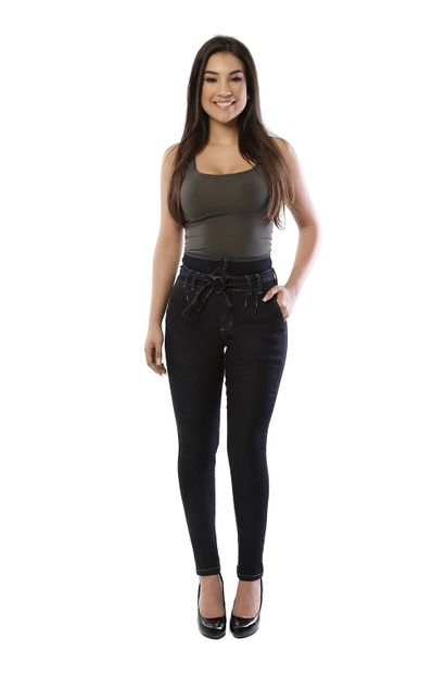 Calça Jeans Feminina Clochard - 260838