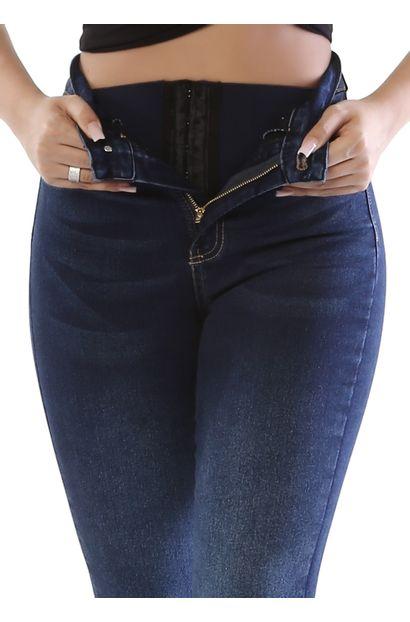 Calça Jeans Feminina Legging Super Lipo - 260963