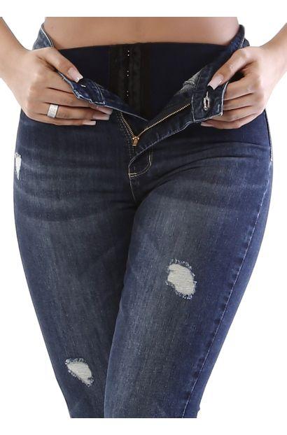 Calça Jeans Feminina Legging Super Lipo - 260971