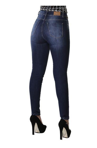 Calça Jeans Feminina Cigarrete-261796