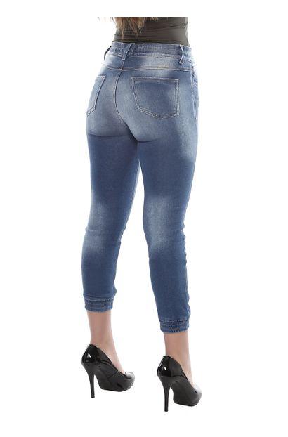 Calça Jeans Feminina Jogging - 260387