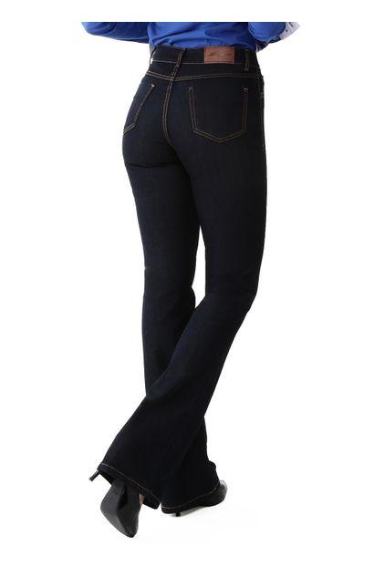 Calça Jeans Feminina Flare Boot Cut - 259926