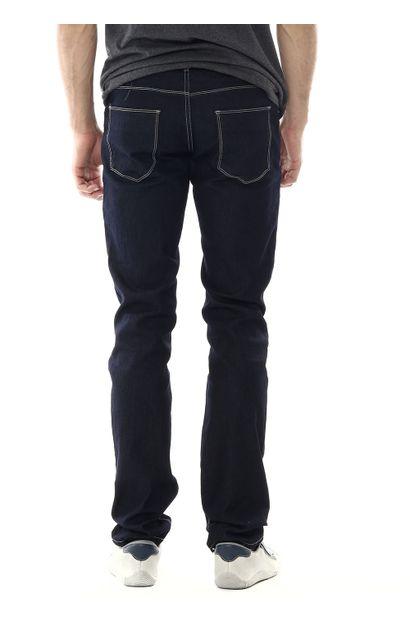 Calça Jeans Masculina Reta - 254689