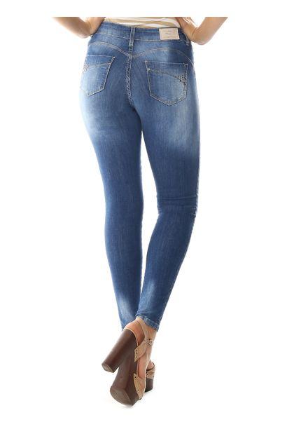 Calça Jeans Cigarrete Heart-258072
